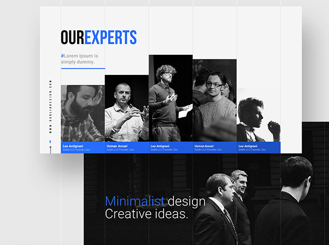 PowerPoint  Resume Designer - ThirdHand Bangladesh